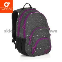 Plecak młodzieżowy usztywniany TOPGAL SIAN18033
