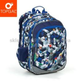Plecak z usztywnianymi plecami TOPGAL ELLY19014