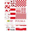 Blok z motywami Polska A4/80g HAPPY COLOR