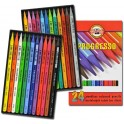 Kredki PROGRESSO 24 kolory