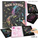 Zestaw kreatywny TOP MODEL Magic Scratch konie