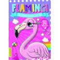 DMK Bajkowo i kolorowo FLAMINGI BOOKS&FUN