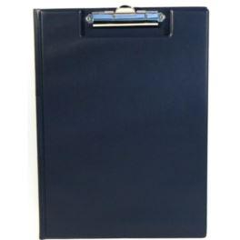 CLIPBOARD-TECZKA A4 PVC Granatowa